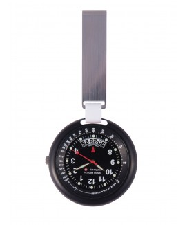 Swiss Medical Horloge Professional Line Clear View Zwart - Limited Edition