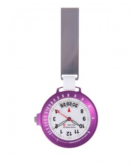 Swiss Medical Horloge Care Line Paars