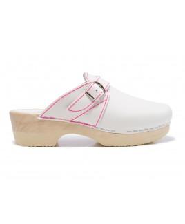 Tjoelup Hazel White Pink