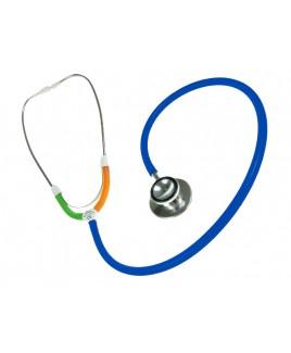 CBC Dual Head Stethoscoop Multi Blauw