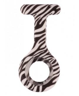 Siliconen Hoesje Zebra