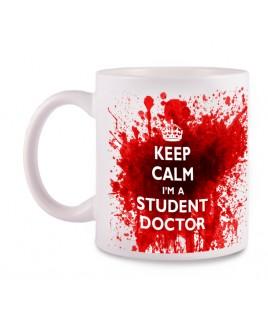 Mok Student Doctor met Naam Opdruk
