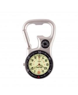 Knip Horloge NOC463 Zwart